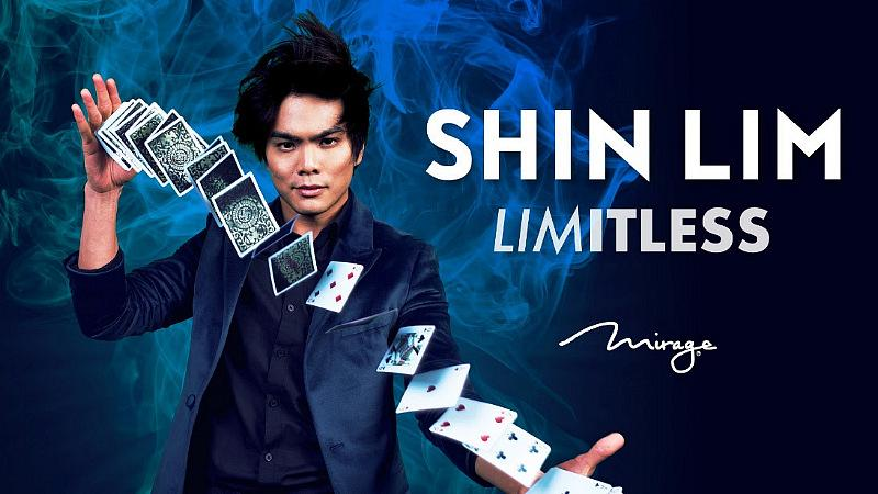 Shin Lim Signs Multi-Year Residency with The Mirage; Illusionist Brings Magic Back to Resort Beginning Thursday, July 1