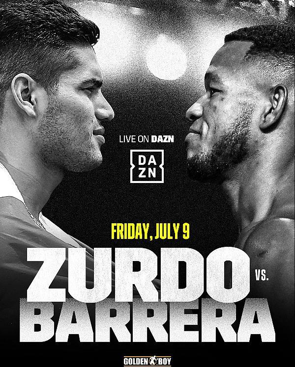 Gilberto 'Zurdo' Ramirez to Make Golden Boy Debut against Sullivan Barrera in Light Heavyweight Battle
