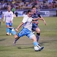 Las Vegas Lights FC Defeat the Tacoma Defiance 2 to 0