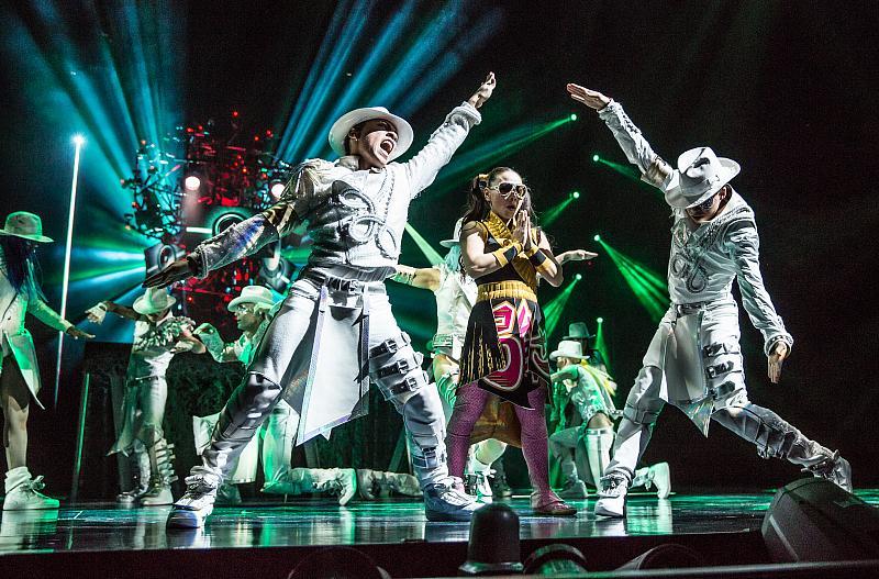 Michael Jackson ONEby Cirque du Soleil