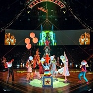 """""""The Beatles Love by Cirque du Soleil"""" Returns to the Mirage Hotel & Casino Thursday, Aug. 26"""