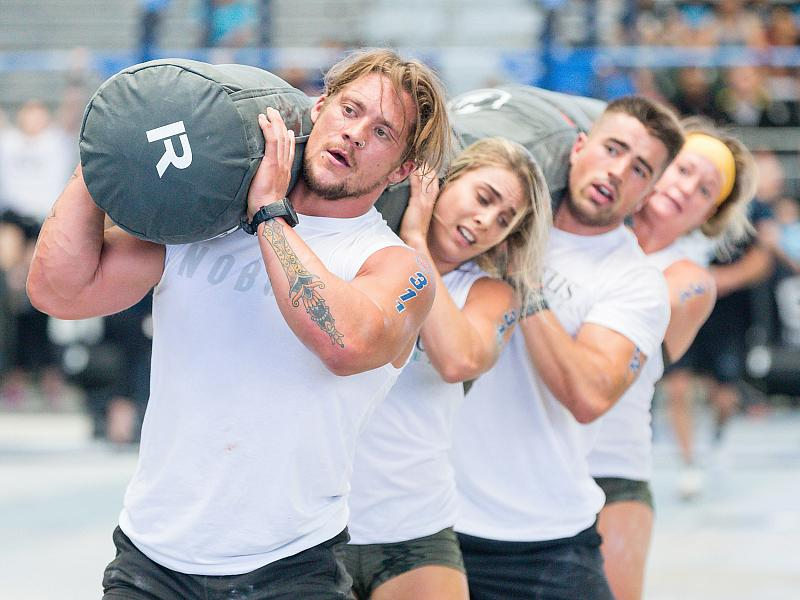 West Coast Classic CrossFit Semifinal Comes to Orleans Arena June 18-20