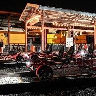 Rail Explorers Las Vegas Kicks off Neon Lights Night Tour July 2