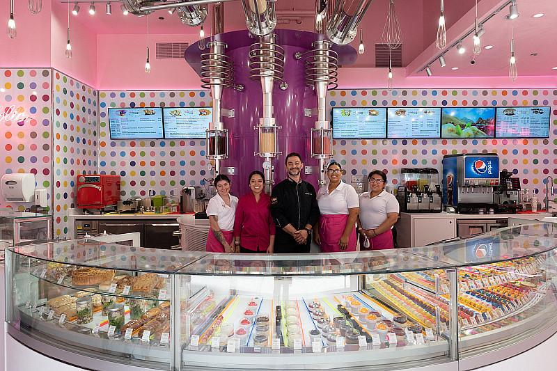 SWEET SIN By Claude Escamilla Opens at The LINQ Promenade