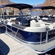 Lake Mead Mohave Adventures Announces New Sunchaser Pontoon Boat Fleet for Rent this Summer
