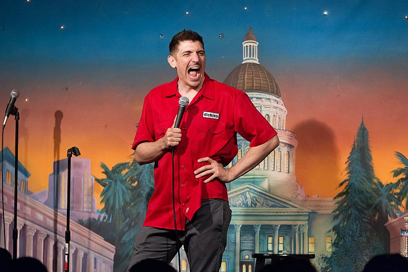 Comedian Andrew Schulz Brings the Infamous Tour to The Venetian Resort Las Vegas Saturday, October 2, 2021
