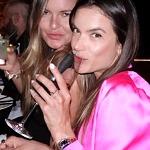 Alessandra Ambrosio Treats Boyfriend to Birthday Dinner at One Steakhouse in Las Vegas