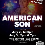 """Hit Broadway Play Turned Netflix Special """"American Son"""" Live on Stage - FREE on 4th of July Weekend at the Center"""