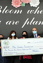 Silver State Schools CU People Over Profit (POP) Foundation Donates $2,500 to The Garden Foundation