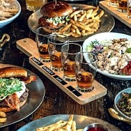 Cheers to June with Burgers, Bourbon, and Booze at Eureka!