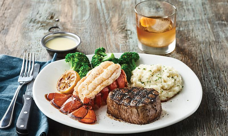 Filet & Lobster Father's Day Special at Bonefish Grill