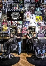 Local Businessmen Introduce National Salon to Las Vegas Valley