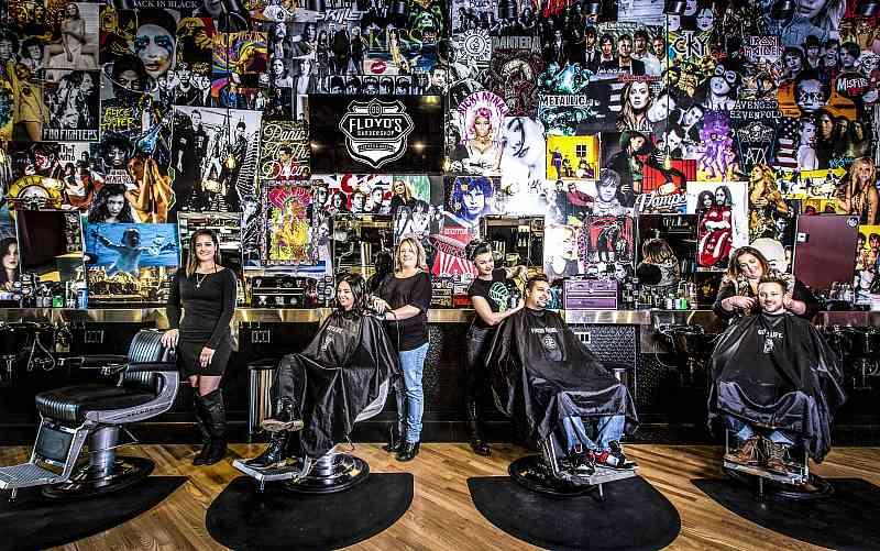 Local Businessmen Introduces National Salon to Las Vegas Valley