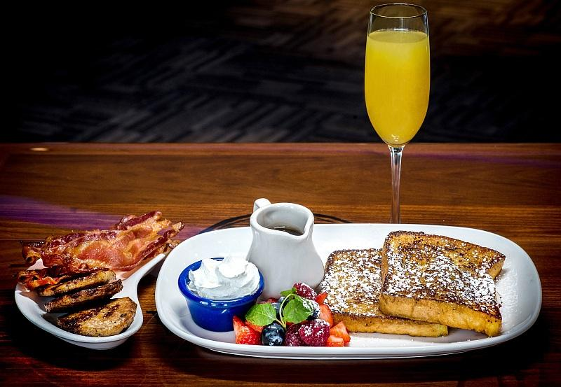 Cabo Wabo Cantina Relaunches Breakfast Menu with Brunch, Booze and Strip-Side Views