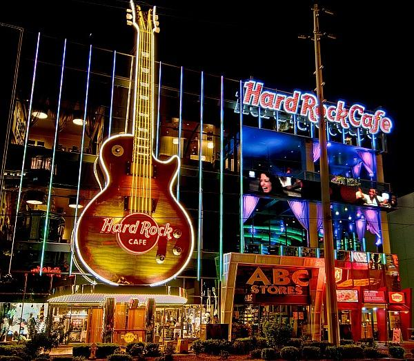 Hard Rock Live Rocks Again with Live Music, UFC Viewing Parties, and More