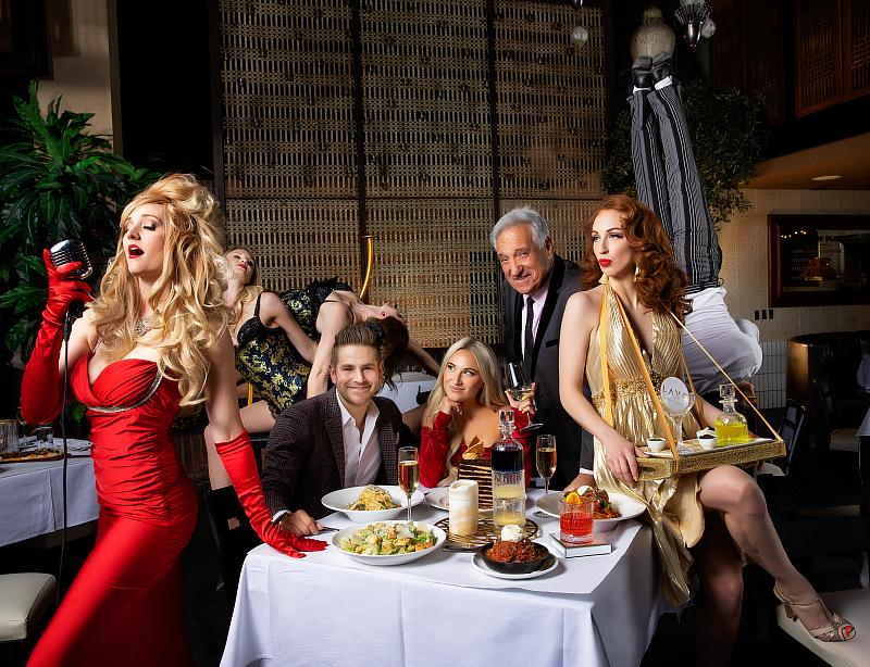Soiree Supper Club Sundays