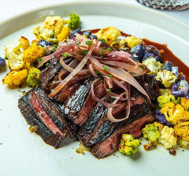 LAVO Wagyu Skirt Steak