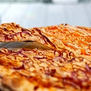 Landini's Pizzeria Brings Barbeque Grill Flavors to New York-Style Pizza for Fourth of July