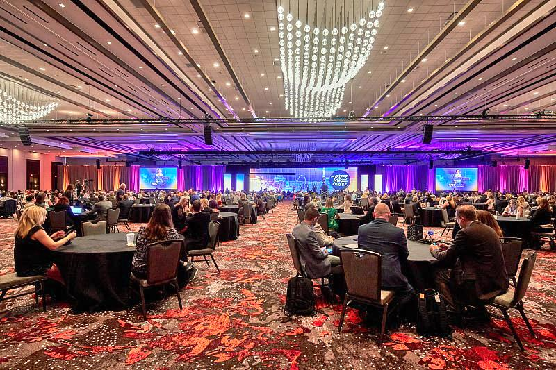 Caesars Entertainment Welcomes Meeting Professionals International World Education Conference (WEC 2021) At Caesars Forum Conference Center