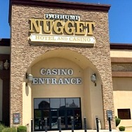 Pahrump Nugget Hotel and Casinowill toast toFourth of July weekend with patriotic bingo sessions, live entertainment, giveaways,plus beer and food specials on Friday, July 2 through Sunday, July 4.