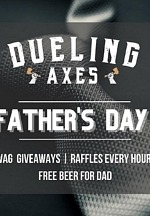 Dueling Axes Announces June Specials and Programming