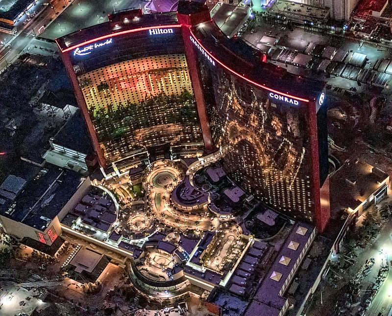 Resorts World Las Vegas and Grubhub Team Up to Introduce a First-Of-Its-Kind Mobile Ordering Experience
