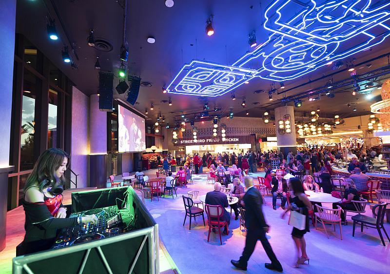 Resorts World Las Vegas Opening - Photo Credit: Kohjiro Kirro for Hilton