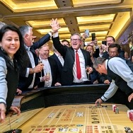 Resorts World Las Vegas Celebrates Momentous Grand Opening with Star-Studded Party