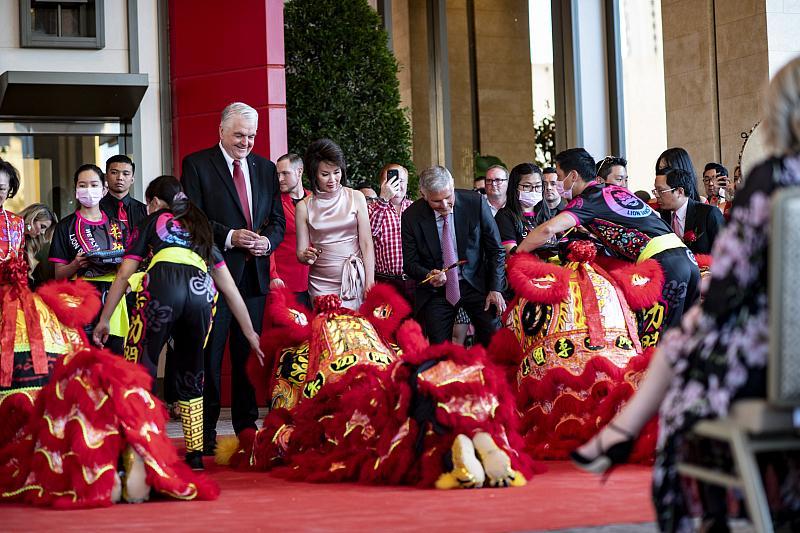 Resorts World Las Vegas Opening Ceremony - Photo Credit: Kohjiro Kirro for Hilton