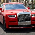 Resorts World Las Vegas Takes Over the Strip with a Parade of Bespoke Rolls-Royce Motor Cars