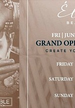 """Élia Beach Club Debuts at Virgin Hotels Las Vegas This Weekend as Part of """"Unstoppable"""" Grand Opening Lineup, Helmed by Nightlife Leaders Mio Danilovic, Jason """"JRoc"""" Craig and Michael Fuller"""