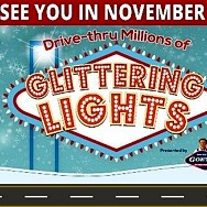 Glittering Lights Launches Christmas in July Ticket Deal