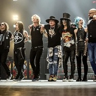 Icons Guns N' Roses Will Be First Rock Band to Headline Las Vegas' Brand New Allegiant Stadium August 27, 2021