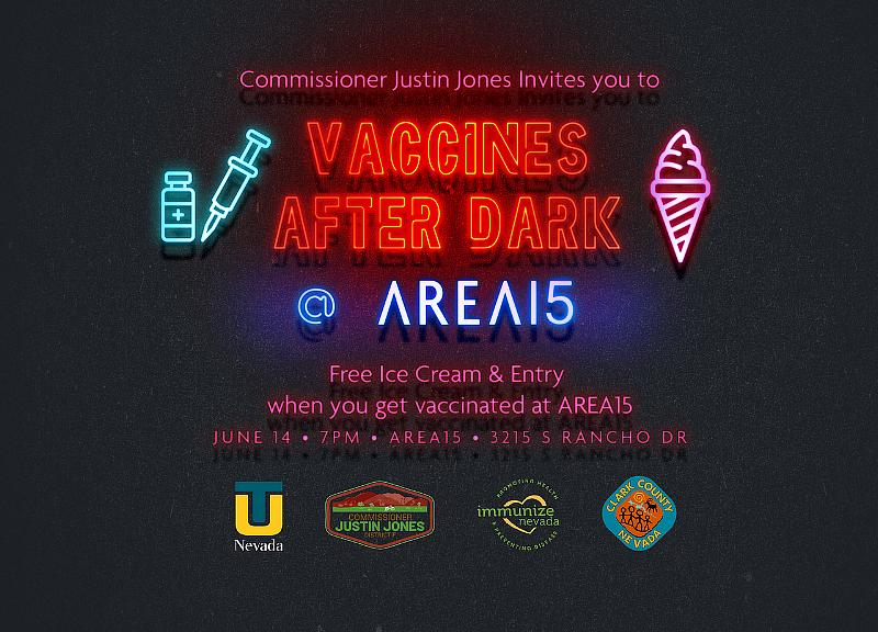 """""""Vaccines After Dark"""" Vaccination Site"""