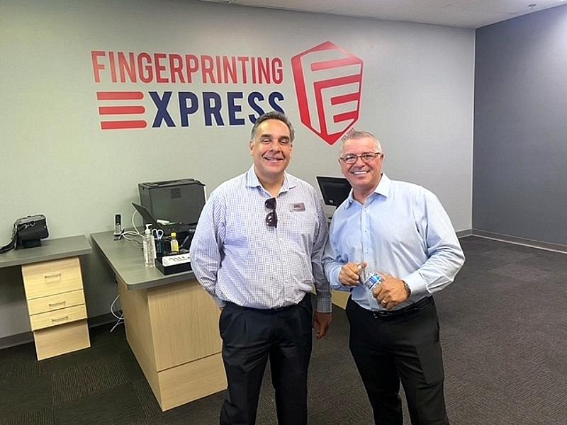 Fingerprinting Express Grand Opening of Fifth Location in Nevada