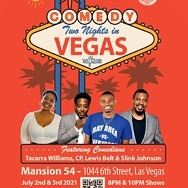 JABM Entertainment and Do2Much to Provide Laughs in Las Vegas during Collaborative Two-Night Comedy Event