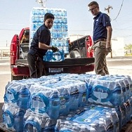 Ford Motor Company and Cowabunga Bay Water Park Partner on 'Fill an F-150' Water Drive Benefiting the Salvation Army