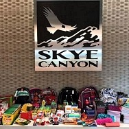 Skye Canyon Hosts Operation School Bell Supply Drive - July 11-18