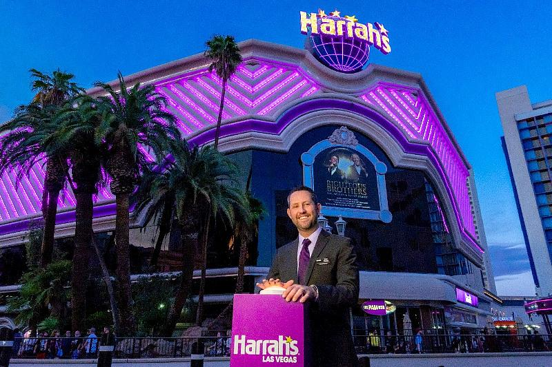 Harrah's Las Vegas Unveils a $200 Million Renovation, Including Enhanced Accommodations, Casino Floor and More