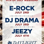Daylight Beach Turns up the Heat for Fourth of July Weekend with a Stacked Roster of Entertainment
