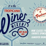 It's the Tropicana Wine Mixer! Sip, Pair, and Toast at Iconic Las Vegas Strip Resort