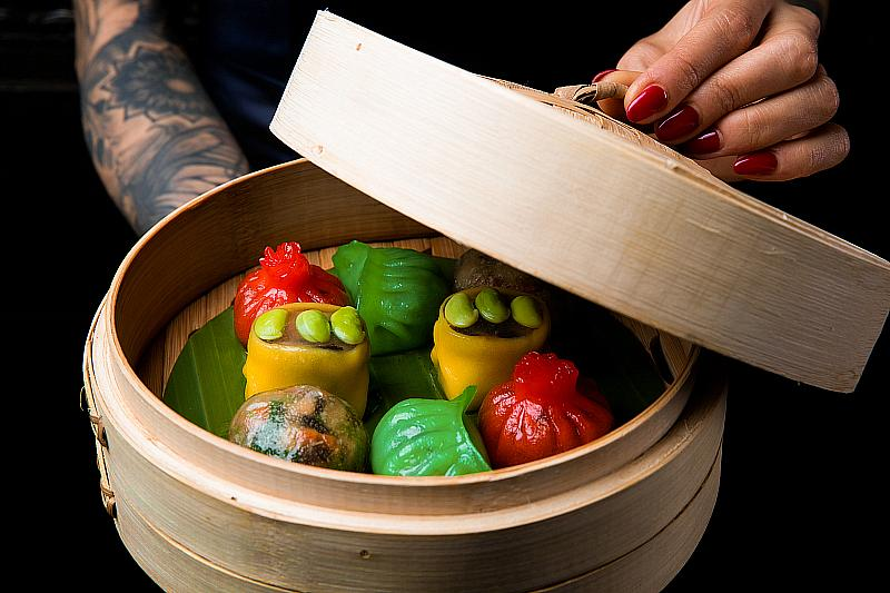 Hakkasan Restaurant on the Las Vegas Strip Is Now Re-Opened, with a Reimagined Menu and Remodeled Interior Space