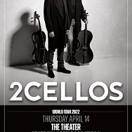 2CELLOS to Perform at The Theater at Virgin Hotels Las Vegas April 14, 2022