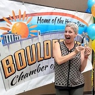 Rail Explorers Division Manager Heather Abel Receives Prestigious Goldie Begley Energizer Award from Boulder City Chamber of Commerce
