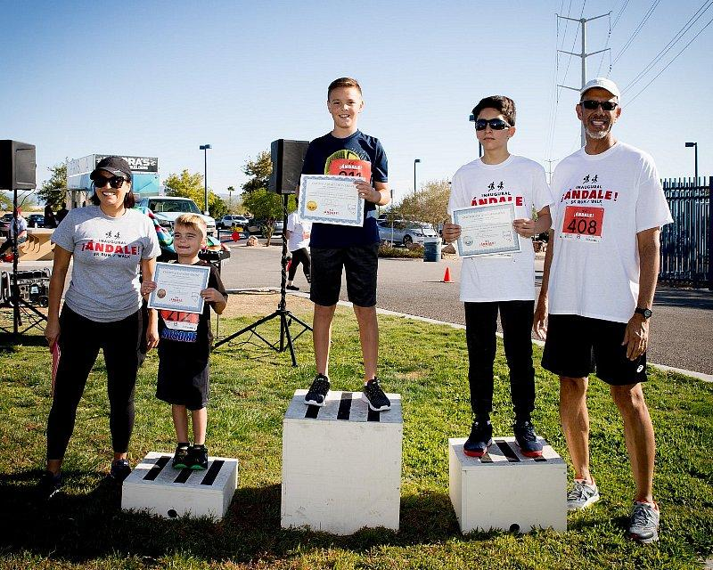Nevada Latino Bar Association-sponsored race raises funds for LSAT prep and related test fees