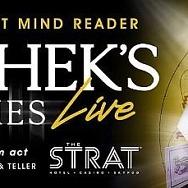 Mesmerizing Mind Reader, Banachek, Joins Spectacular Entertainment Lineup at The STRAT