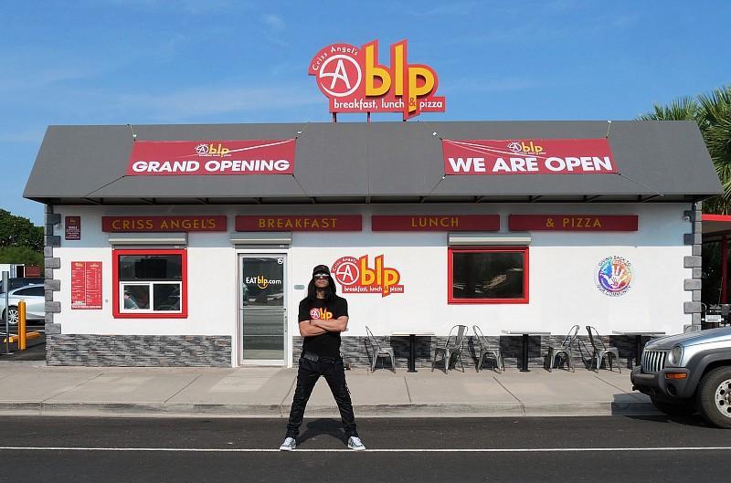 Criss Angel's Cablp Restaurant in Overton
