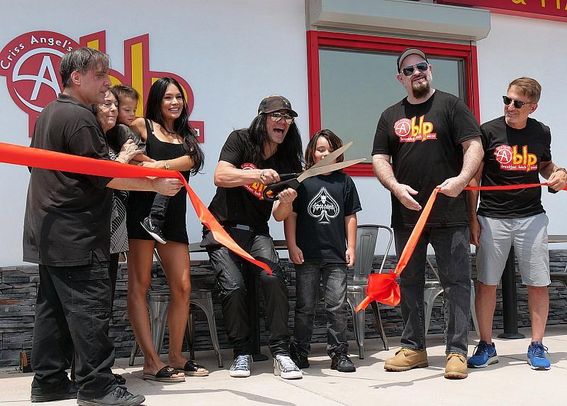 Now Open: Criss Angel's Cablp Now Serving Up Breakfast Lunch & Pizza
