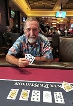 Station Casinos' Progressive Jumbo Bad Beat Poker Hits at Santa Fe Station With $225,571 Awarded to Guests