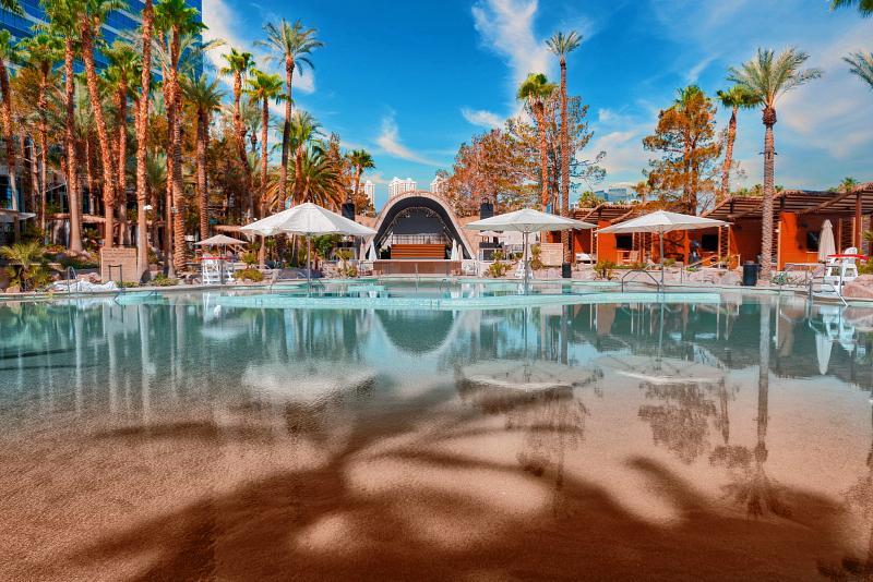 Élia Beach Club at Virgin Hotels Las Vegas